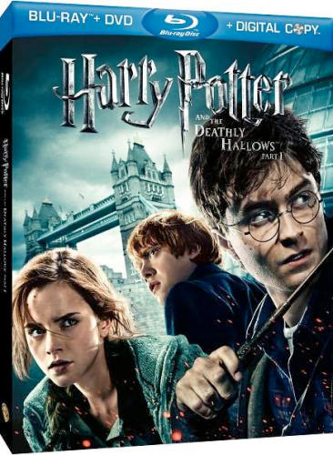 Harry Potter and the Deathly Hallows, Part 1 Blu-ray