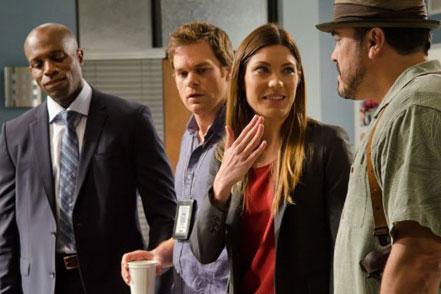 Dexter Showtime TCA
