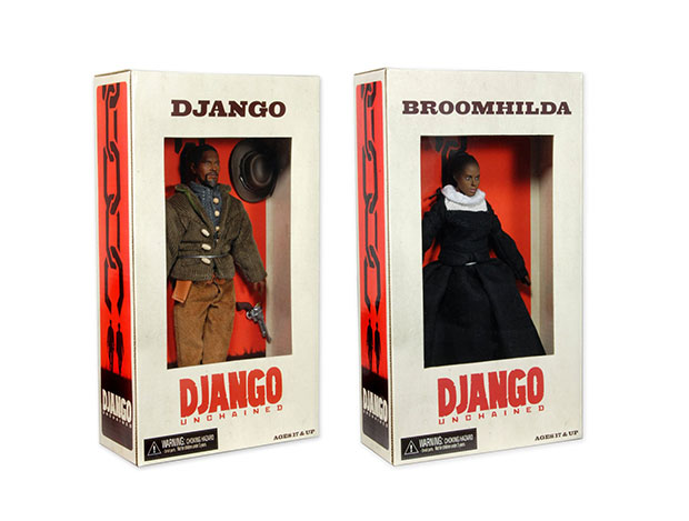 Django slave dolls pulled