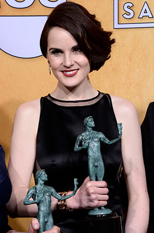 Downton Abbey Takes SAG Award for Best TV Drama Cast