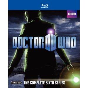 Doctor Who S6 Blu