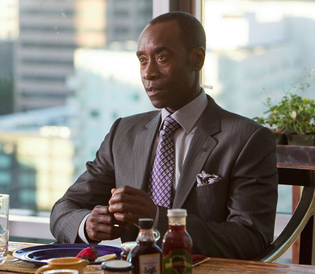 Don Cheadle Golden Globes