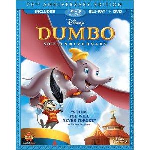 Dumbo Bluray