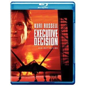 Executive Decision Bluray