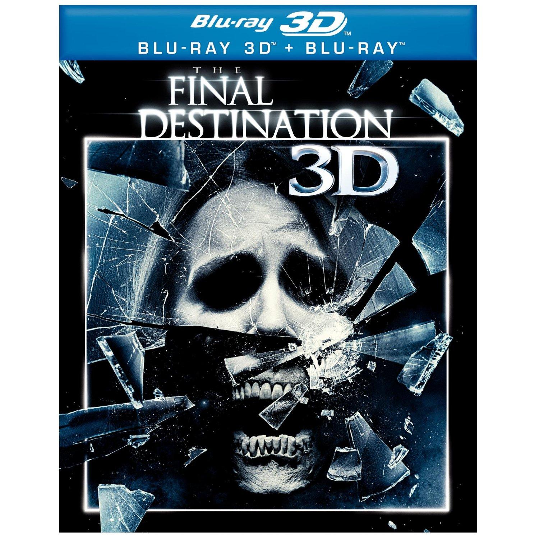 Final Destination 3D Bluray