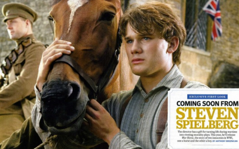 War Horse New Images