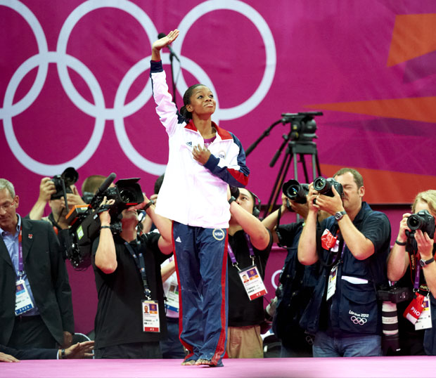 Gabby Douglas Olympic Superstar