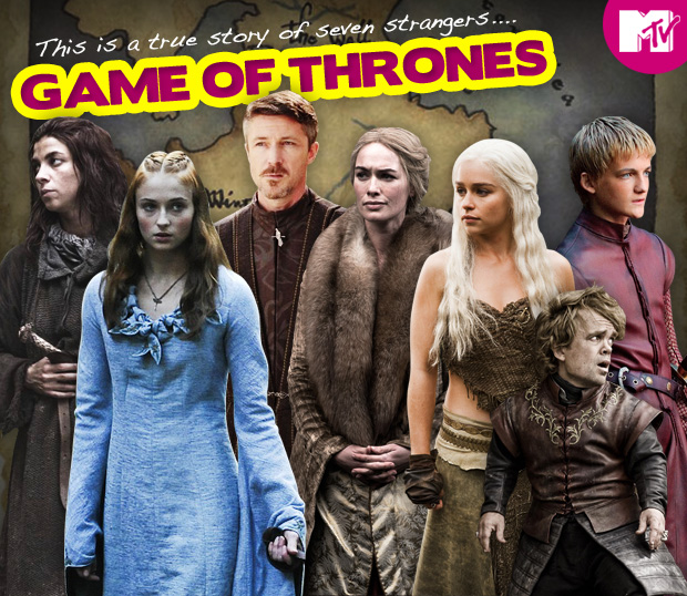 Game of Thrones MTV HBO