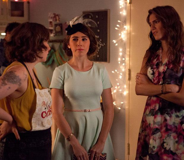 Girls Season 2 Trailer