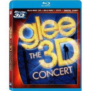 Glee 3D Blu