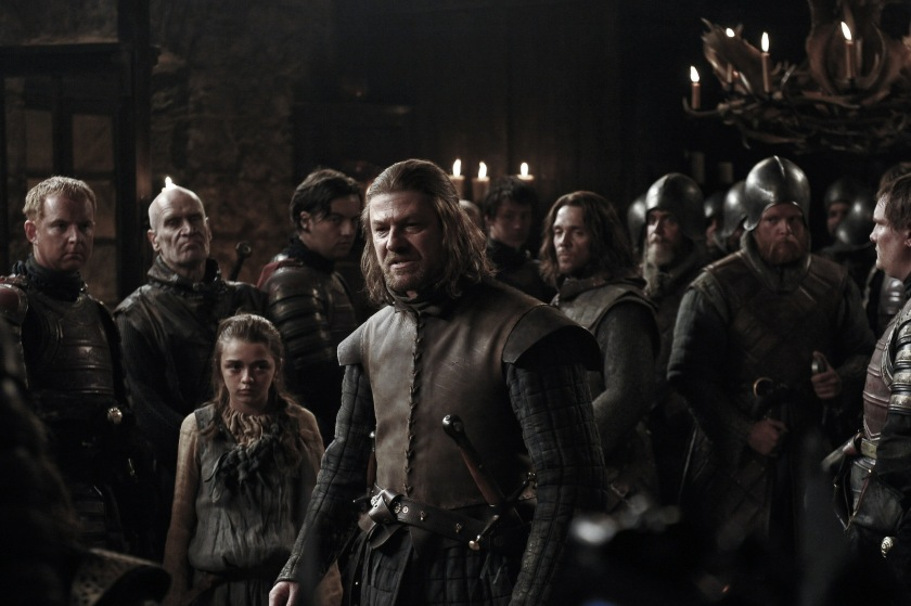 Game of Thrones The Stark Family