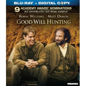 Good Will Hunting Bluray