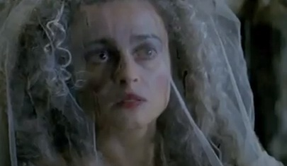 Helena Bonham Carter as Miss Havisham - Trailer