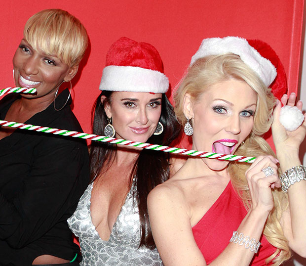 Real Housewives christmas