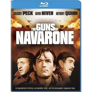 The Guns of Navarone Bluray