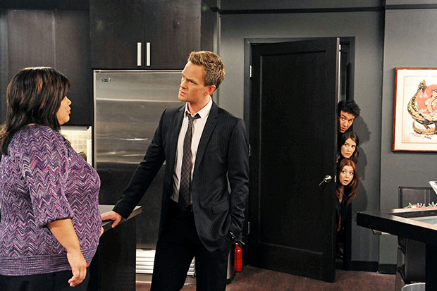 Barney start dating patrice