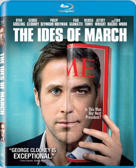 'The Ides of March' Blu-ray