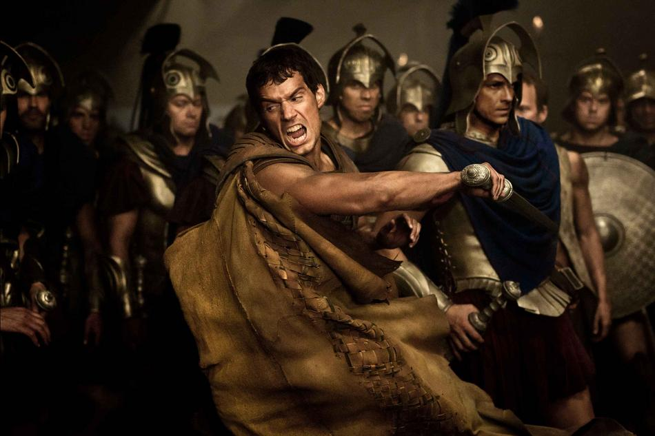 New 'Immortals' Trailer Delivers Greek Mythology Superhero Movie