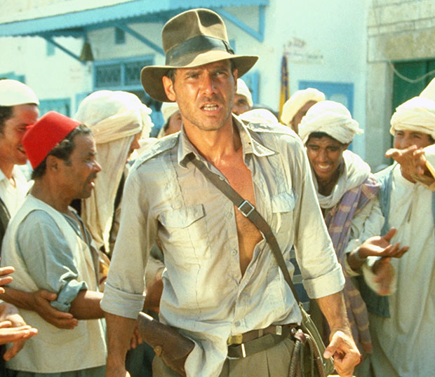 Indiana Jones re-Release in IMAX