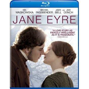 Jayne Eyre Blu-ray