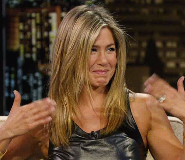 jennifer aniston on lately
