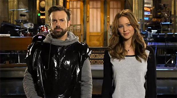 Jennifer Lawrence on Saturday Night Live