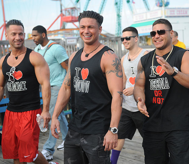 Everything You Need To Know About 'Jersey Shore' Before
