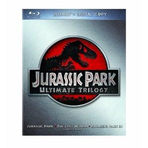 Jurassic Park Trilogy Bluray