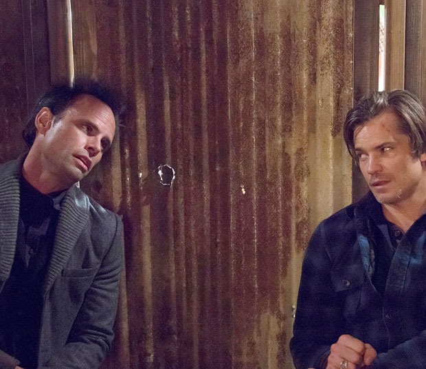 Justified Recap Kin Raylan and Boyd