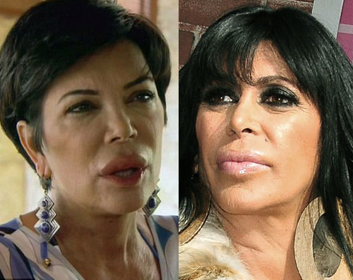 Before and after pictures of big ang