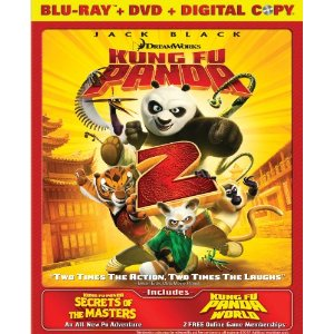 Kung Fu 2 Blu