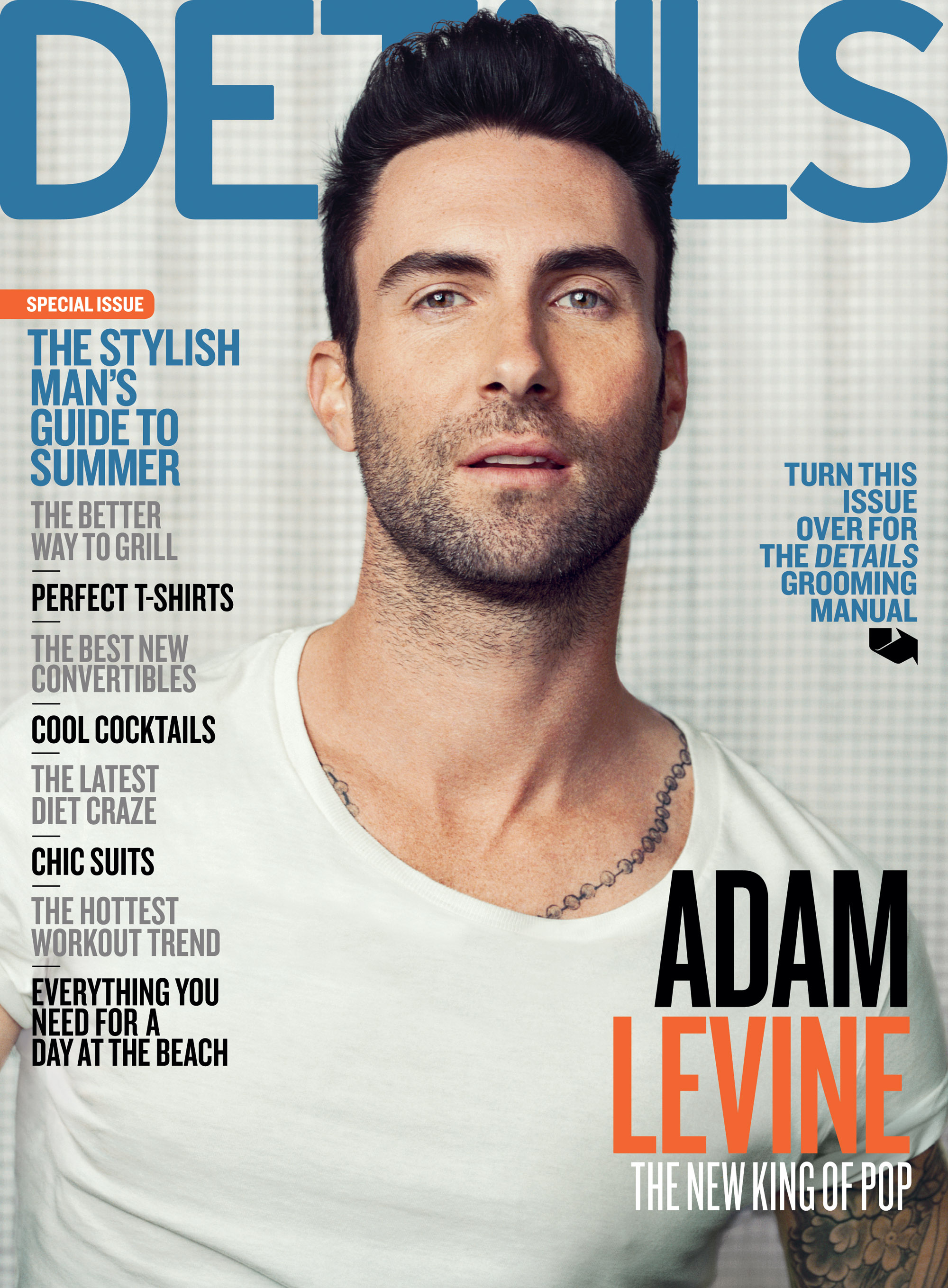 Adam Levine Loves Attention deac1458e63