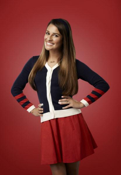 Glee Lea Michele Finchel
