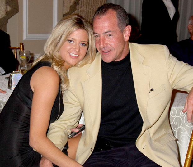 Michael Lohan and Kate Major have a baby boy