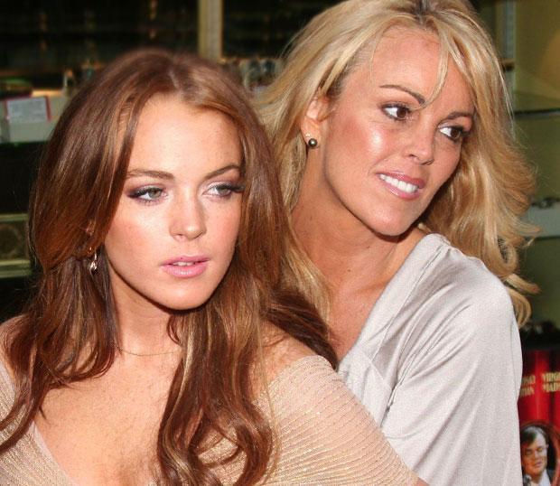 Lindsay Dina Lohan