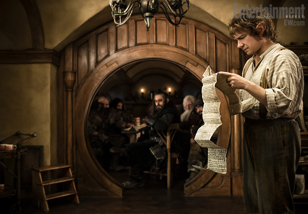 martin Freeman the hobbit bilbo baggins