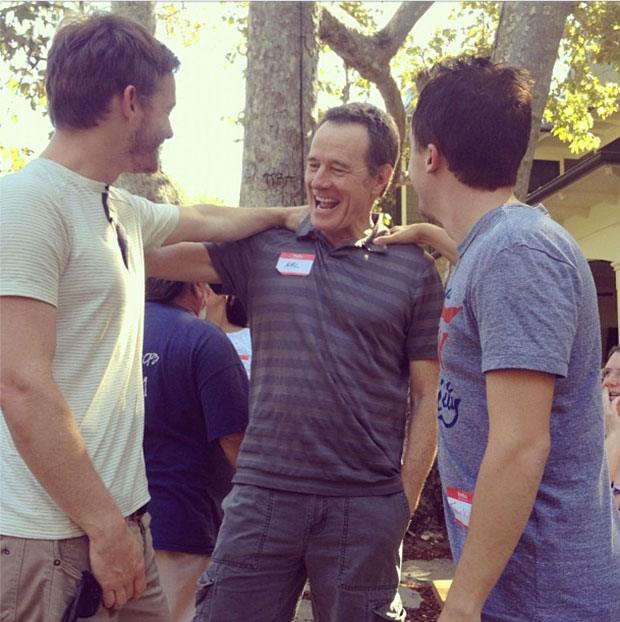 'Malcolm in the Middle' Reunion: Careful! It's Walt! — PICS