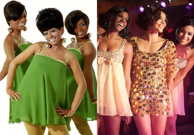 Sparkle Whitney Houston Fashion