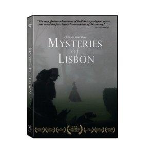 Mysteries of Lisbon Blu