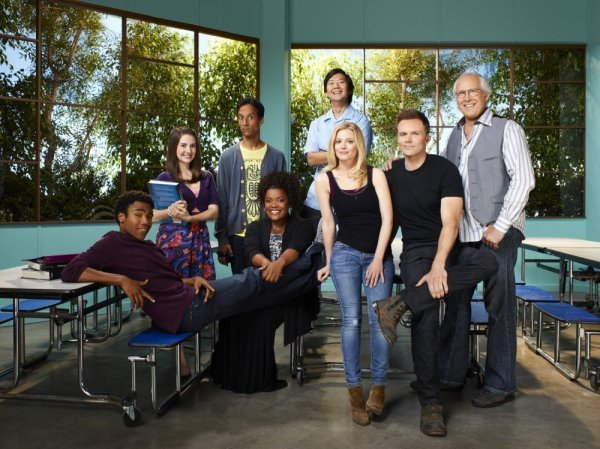 Community Cast NBC