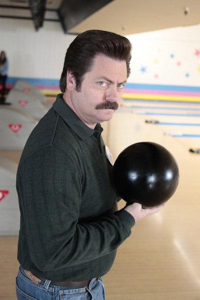 Nick Offerman (Ron Swanson) Deserves an Emmy