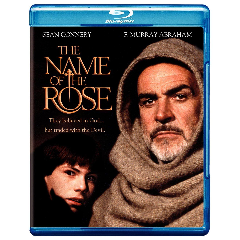 Name of Rose Bluray