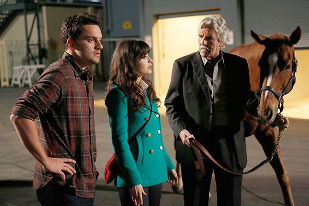 Nick's Dad is the Worst on 'New Girl'