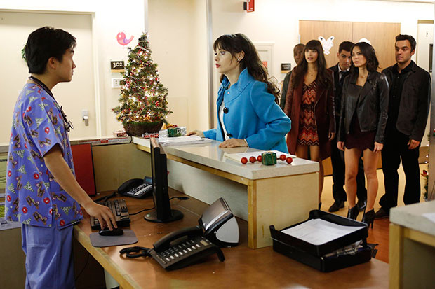 New Girl Christmas Recap