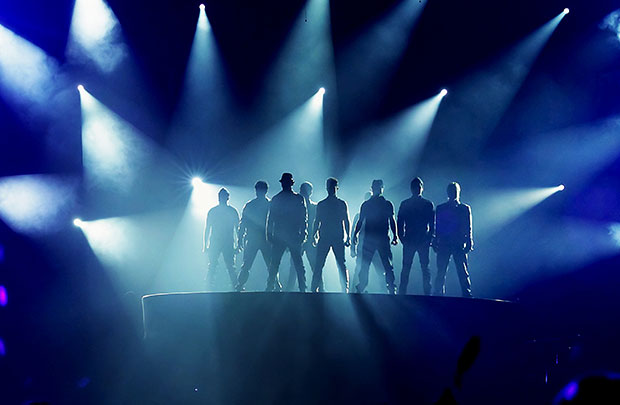 nkotb boys II men