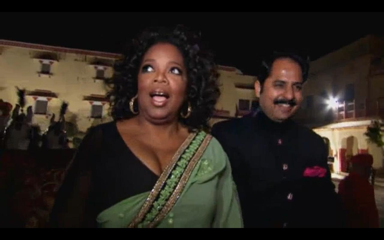 Oprah Criticized for India Special