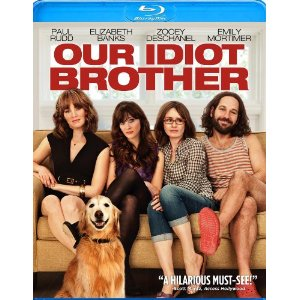 Our Idiot Brother Blu