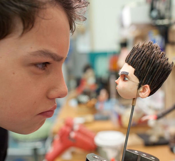 paranorman behind the scenes