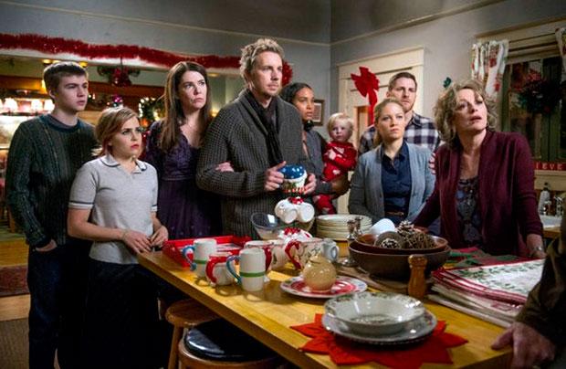 Parenthood Christmas Episode, Season 4