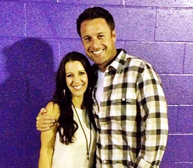 Pattie Mallette Chris Harrison